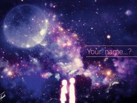 新海诚-《你的名字。》超清壁纸